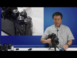 E-M10 ii Tutorial: How to Setup IBIS & Focus Peaking for Adapted Lenses. ep.09