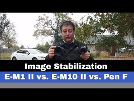 Olympus Image Stabilization for Video Comparison ep.44
